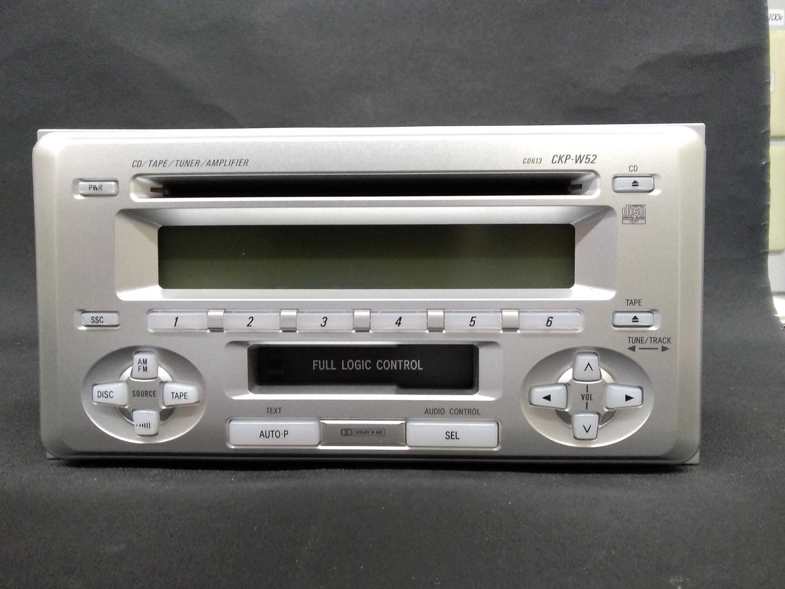 CD/カセットメインユニット|TOYOTA
