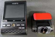 未使用!4K超高画質 前後2カメラ Wi-Fi接続 VIOFO