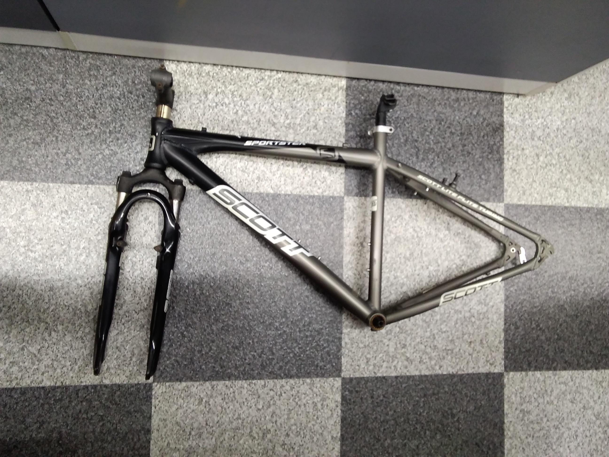 自転車フレーム関連品|SCOTT
