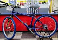 店頭受取のみ 手頃なクロスバイク ミヤタ自転車