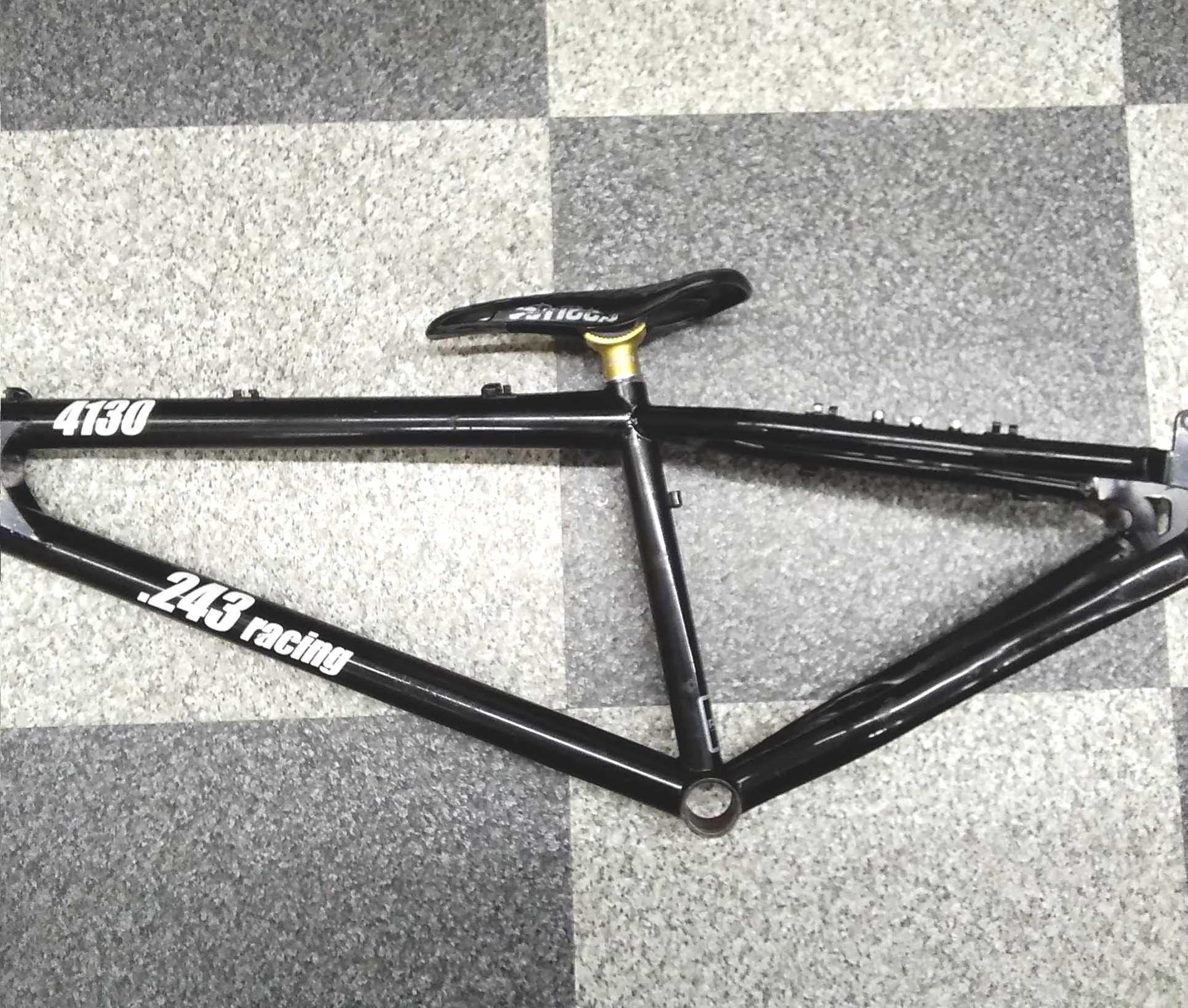 自転車フレーム関連品|243 RACING