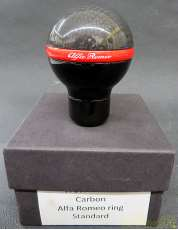 カーボンシフトノブ アルファロメオ 147にて使用 TRETOK