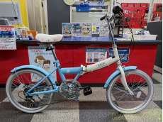 折りたたみ自転車|TRAILER