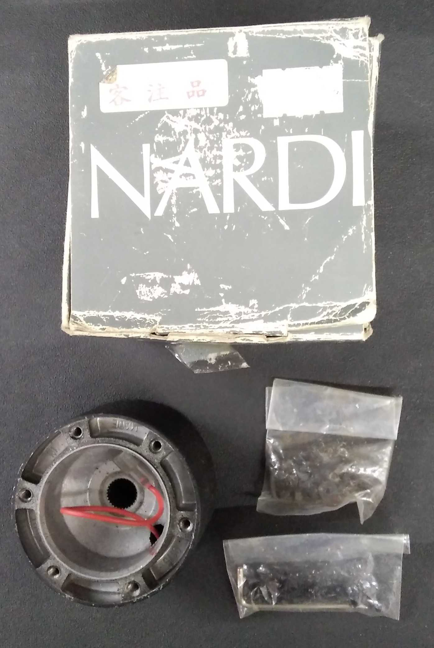 ステアリングボス|NARDI