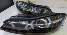 ファイバーLEDでイケメン! S15 シルビア用ヘッドライト|78WORKS