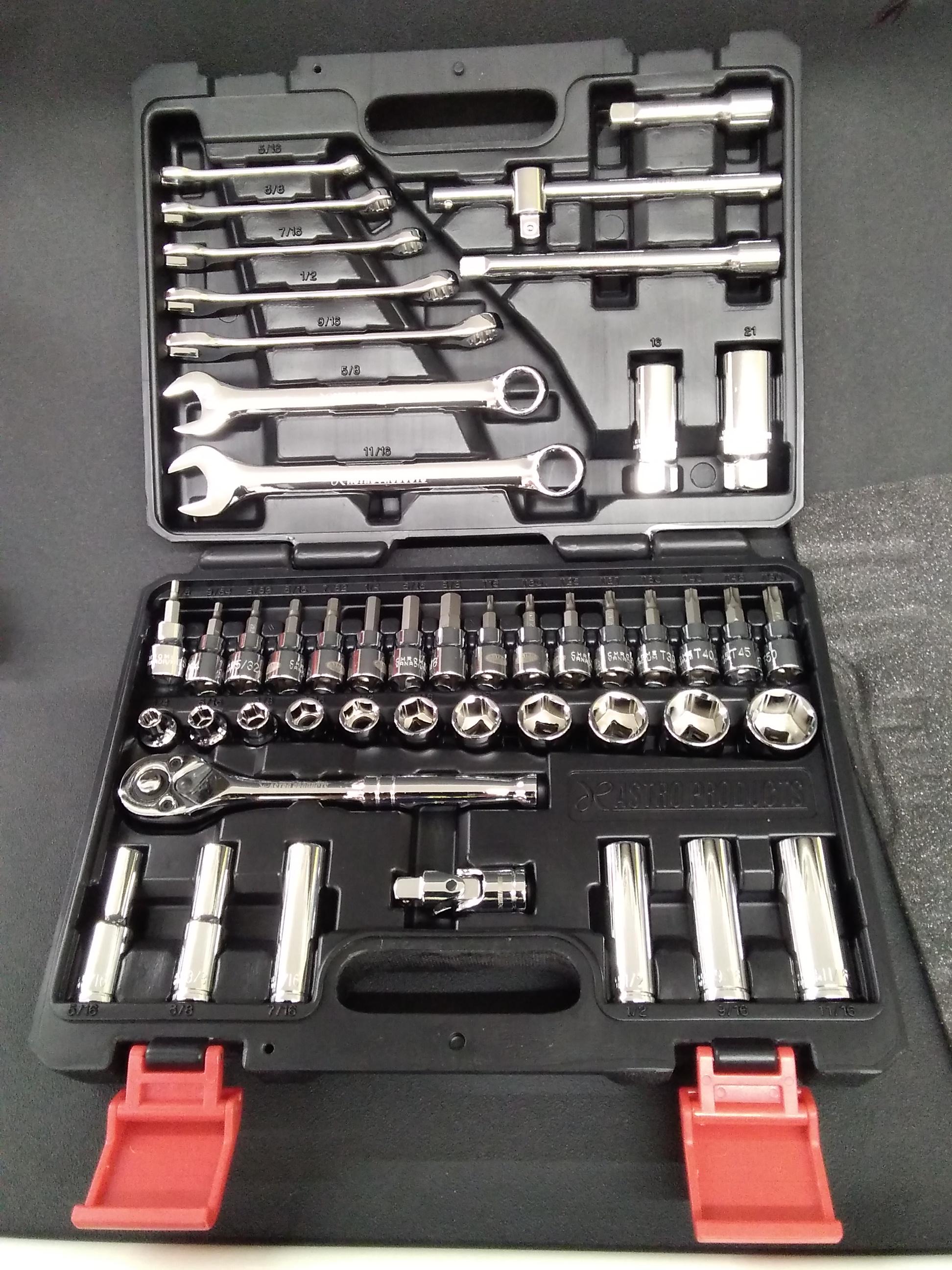 インチ工具set|ASTRO PRODUCTS