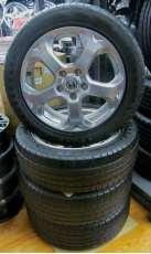 ホンダ純正17インチ:タイヤセット|DUNLOP HONDA