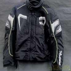 Sサイズ BERIK ライダースジャケット BERIK