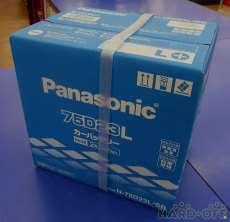 未使用品のバッテリーです!|PANASONIC