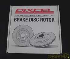 インプレッサ用の美品ブレーキディスクローター リア|DIXCEL
