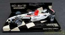 B・A・R HONDA SHOWCAR 2004 ミニカー|MINICHAMPS