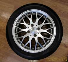 NEXTRY LOXARNY タイヤセット 15インチ|BRIDGESTONE