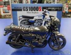 バイクの置物 GS1000S 不明