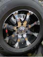 MKW GRANDTREK AT20のタイヤセット|DUNLOP