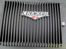KICKER パワーアンプ ZX460|KICKER