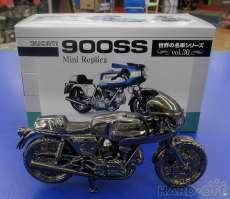バイクの置物 900SS 不明