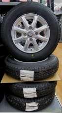 軽トラ向け:新品タイヤセット|BRIDGESTONE