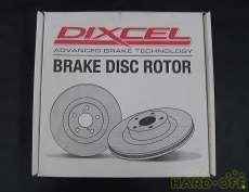 ブレーキディスクローター フロント|DIXCEL