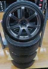 ENKEI PF07 S.DRIVEのタイヤセット|YOKOHAMA ENKEI