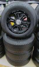 RAYSのランクルプラド用タイヤセット|MICHELIN RAYS