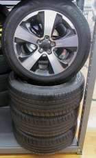 スバル純正17インチ:タイヤセット|TRIANGLE SUBARU