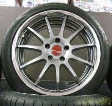 タイヤ/アルミホイール|SSR