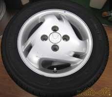 タイヤ/アルミホイール|MOBISYS500/HONDA
