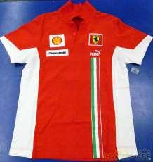 PUMA Scuderia Ferrari ポロシャツ|PUMA