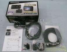 【開封未使用】前後2カメラドライブレコーダー KENWOOD