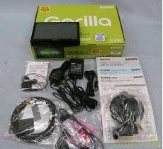 SSDポータブルナビゲーション NV-SD630DT SANYO