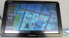 SSDポータブルナビ|PANASONIC