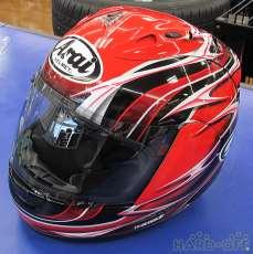 フルフェイスヘルメット RX-7RR|ARAI