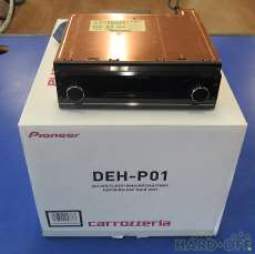 CDレシーバー CD+USB/iPod|CARROZZERIA