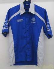 STi ワールドラリーチーム 半袖シャツ|SUBARU