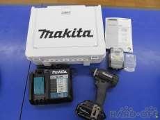 充電式インパクトドライバ|MAKITA