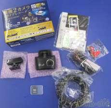 ☆未使用品☆前後2カメラドライブレコーダー|COMTEC