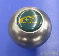 STi チタン製シフトノブ インプレッサ|SUBARU
