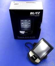 OBD接続マルチモニター Touch-B.R.A.I.N.|BLITZ