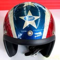 【値下げ中!】BUCO THUNDER BOLT ヘルメット|BUCO