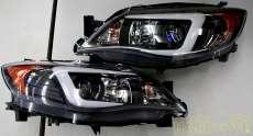 コの字型LED US仕様に! GH8用 ヘッドライト|SONAR