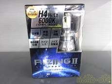 未使用品!LEDヘッドライトH4 6000K|SPHERE LIGHT