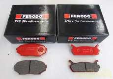 ロードスター 前後セット|FERODO