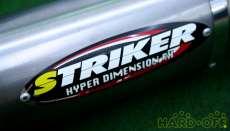 CBR600RR ストライカー レーシングコンセプトマフラー|STRIKER