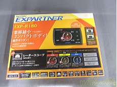 YUPITERU EXP-R180 レーダー探知機!|YUPITERU