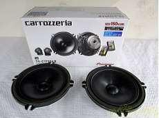CARROZZERIA 2WAY スピーカー PIONEER/CARROZZERIA