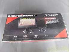 未使用品!バックカメラモニターキット PARKVISION