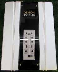 DENON DCA-760BL 超高級機アンプです