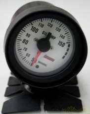 廃盤品! 大森製 油温計 配線付き グリーンイルミ 52π OMORI