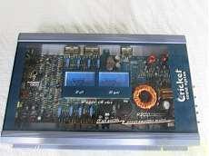 CRICKET 9200 カーアンプ!|CRICKET