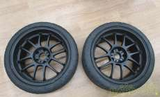 2本売り ドリケツ用 RAYS タイヤセット|RAYS